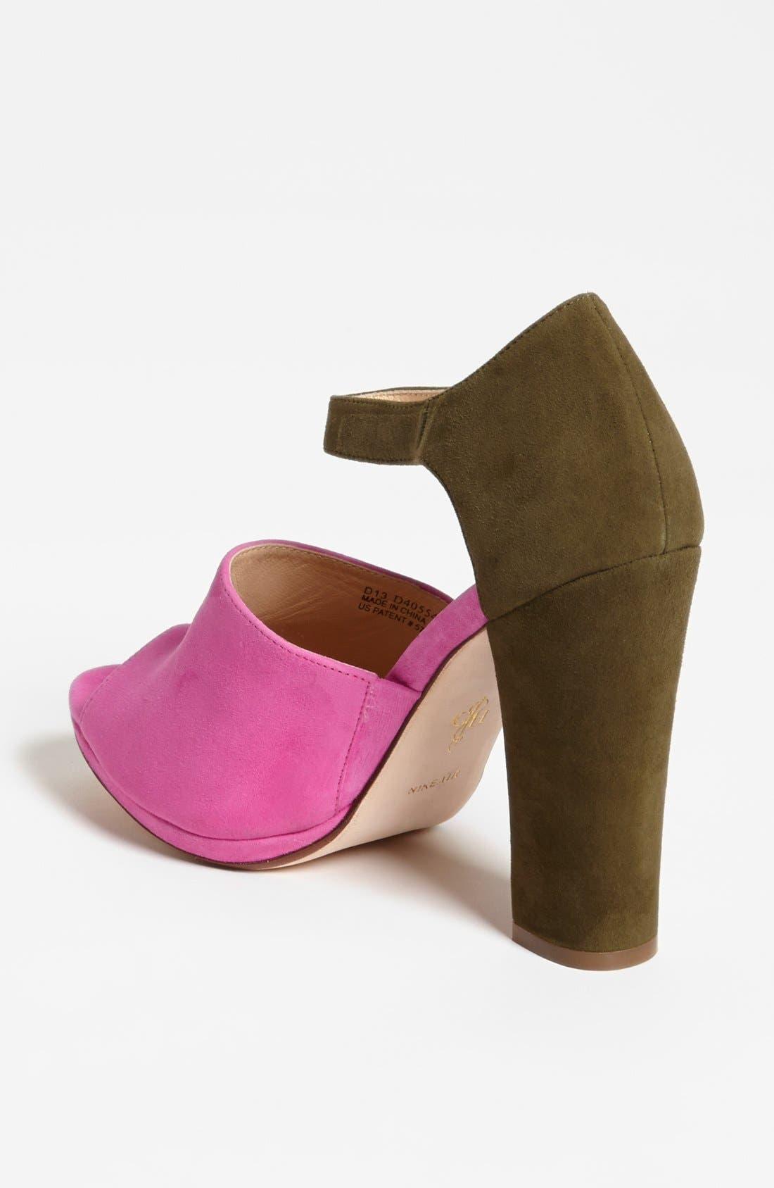 Alternate Image 2  - Cole Haan 'Chelsea' Open Toe Sandal
