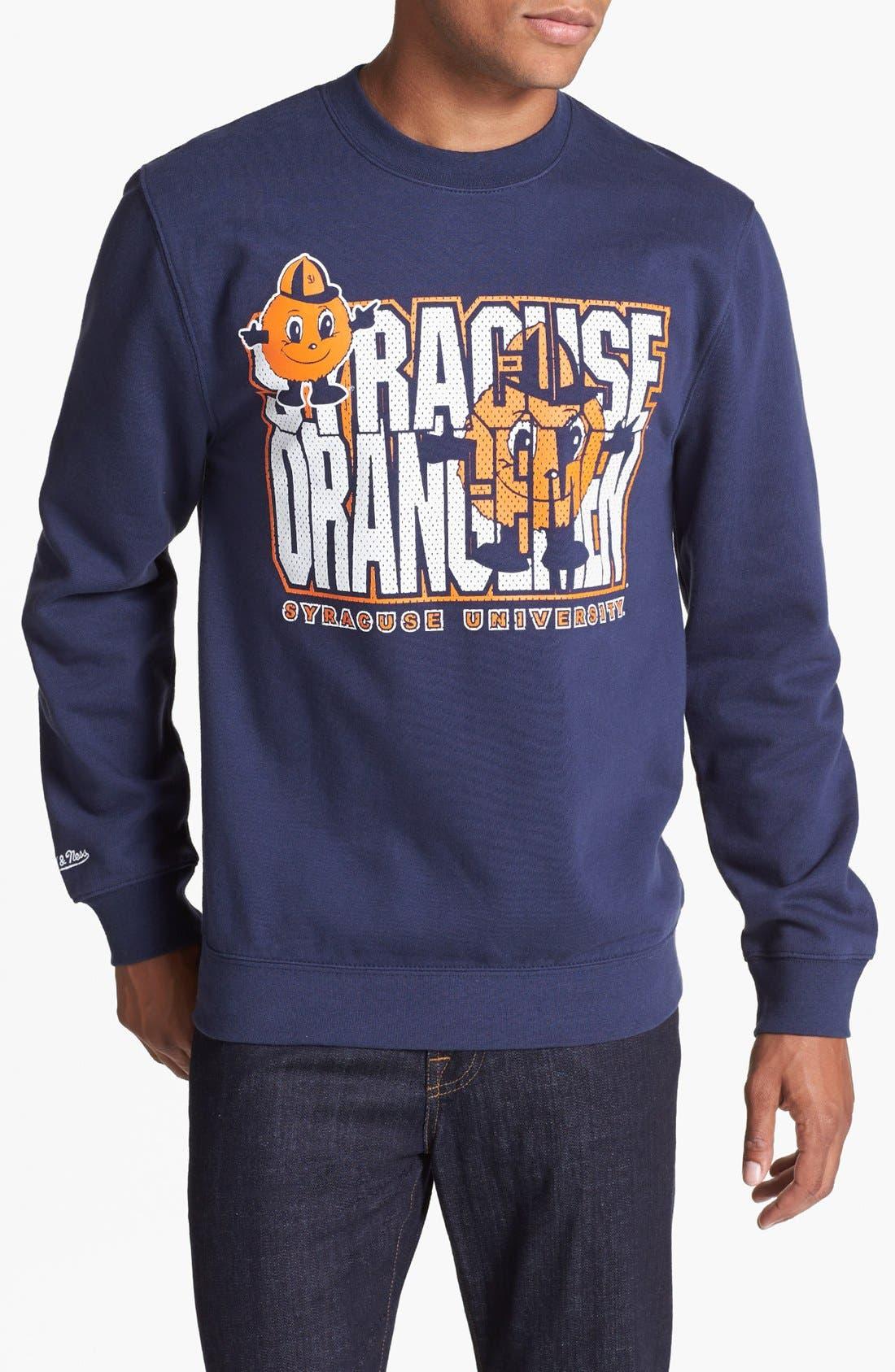 Alternate Image 1 Selected - Mitchell & Ness 'Syracuse' Sweatshirt