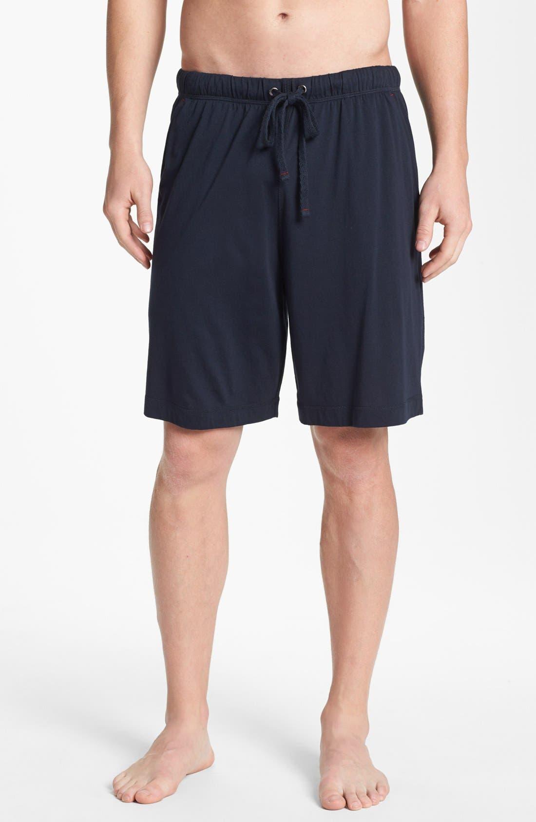 Main Image - Daniel Buchler Cotton/Modal Shorts