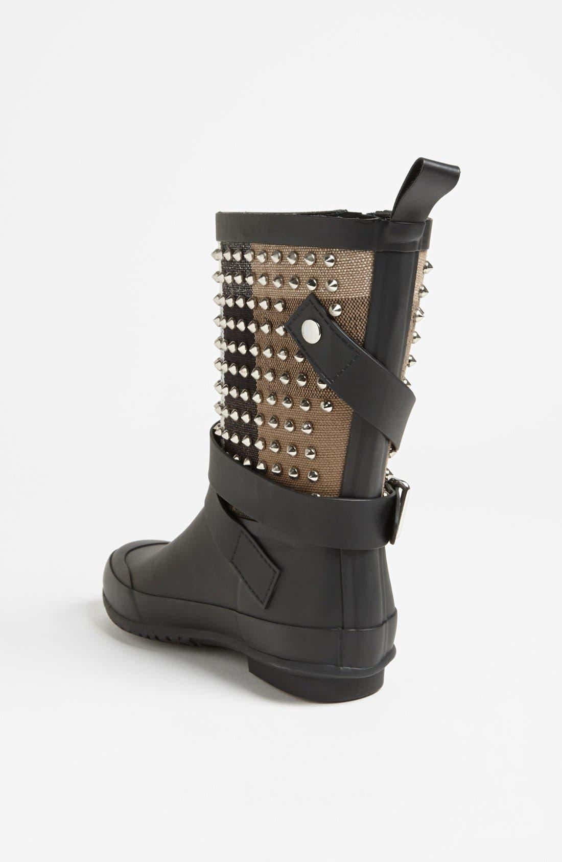 Alternate Image 2  - Burberry 'Holloway' Rain Boot (Women)