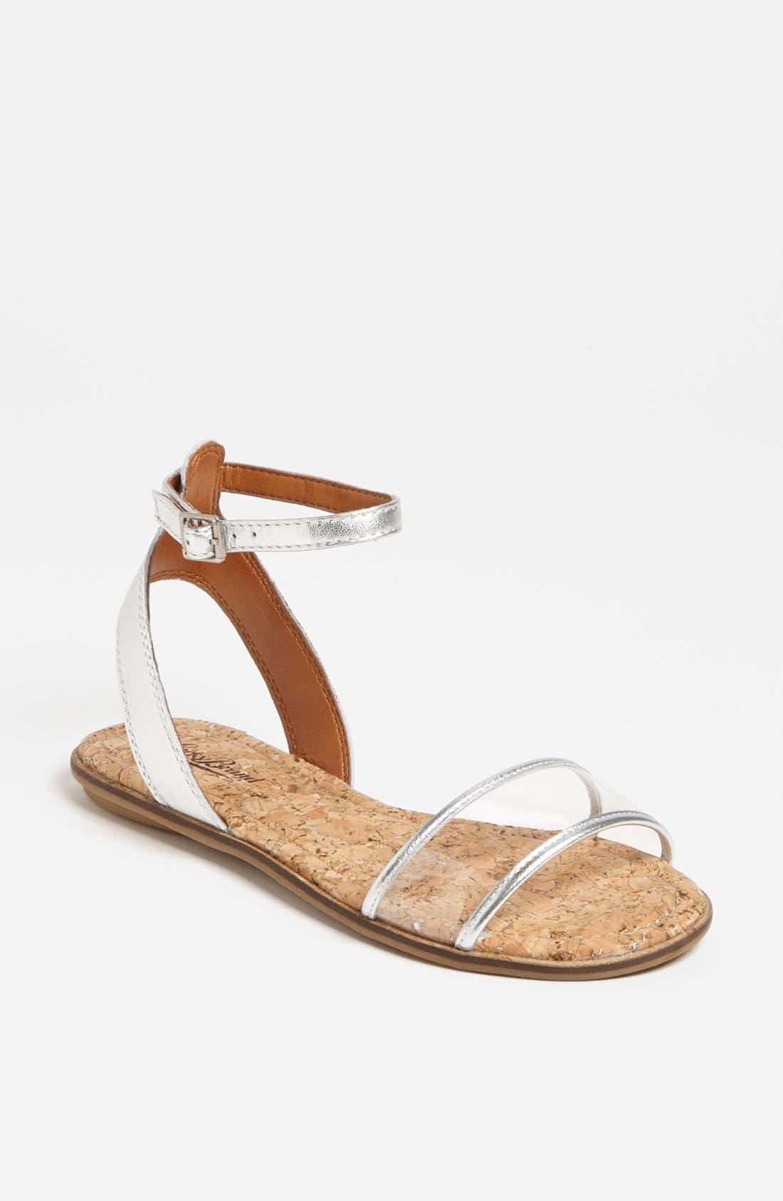 Alternate Image 1 Selected - Lucky Brand 'Covela' Sandal