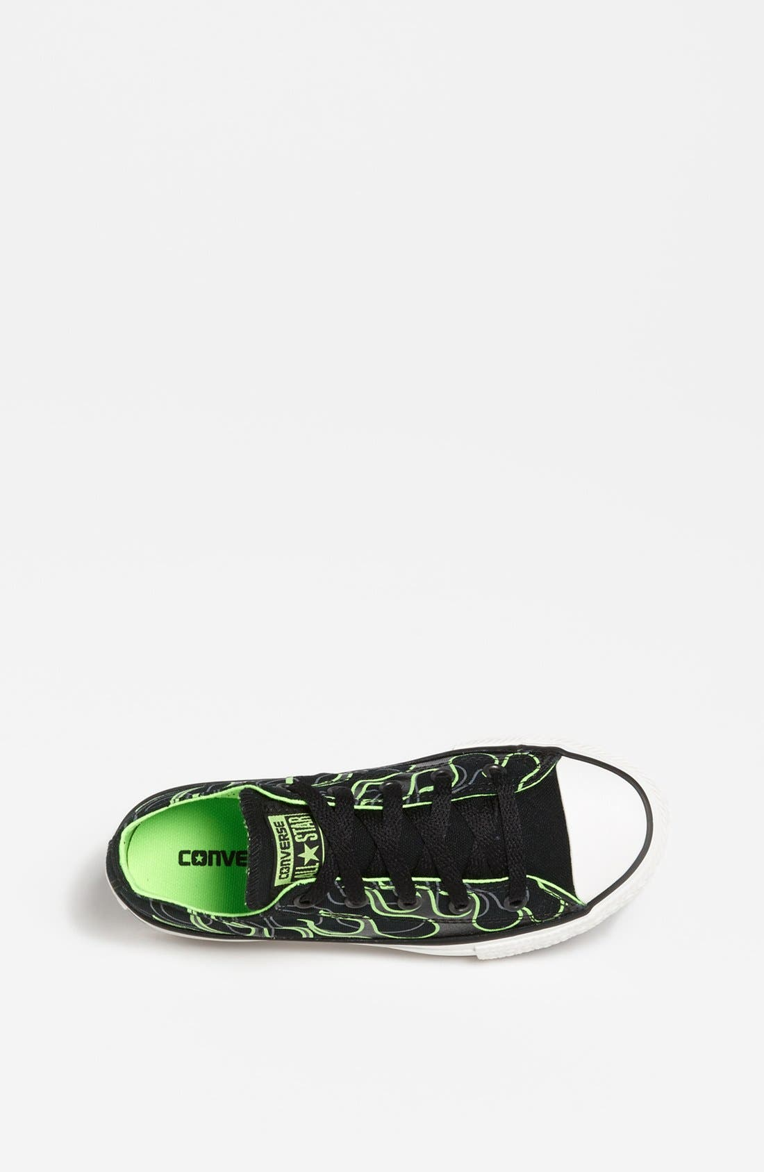 Alternate Image 3  - Converse Chuck Taylor® All Star® 'Flames' Sneaker (Toddler, Little Kid & Big Kid)
