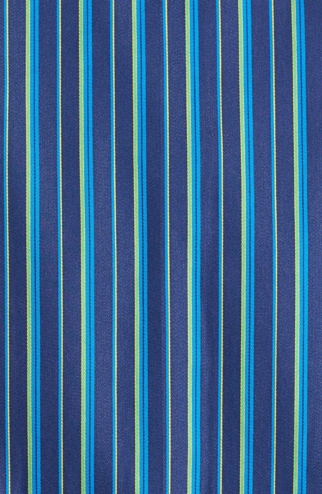 Alternate Image 4  - Robert Graham 'Skimmer' Tailored Fit Sport Shirt