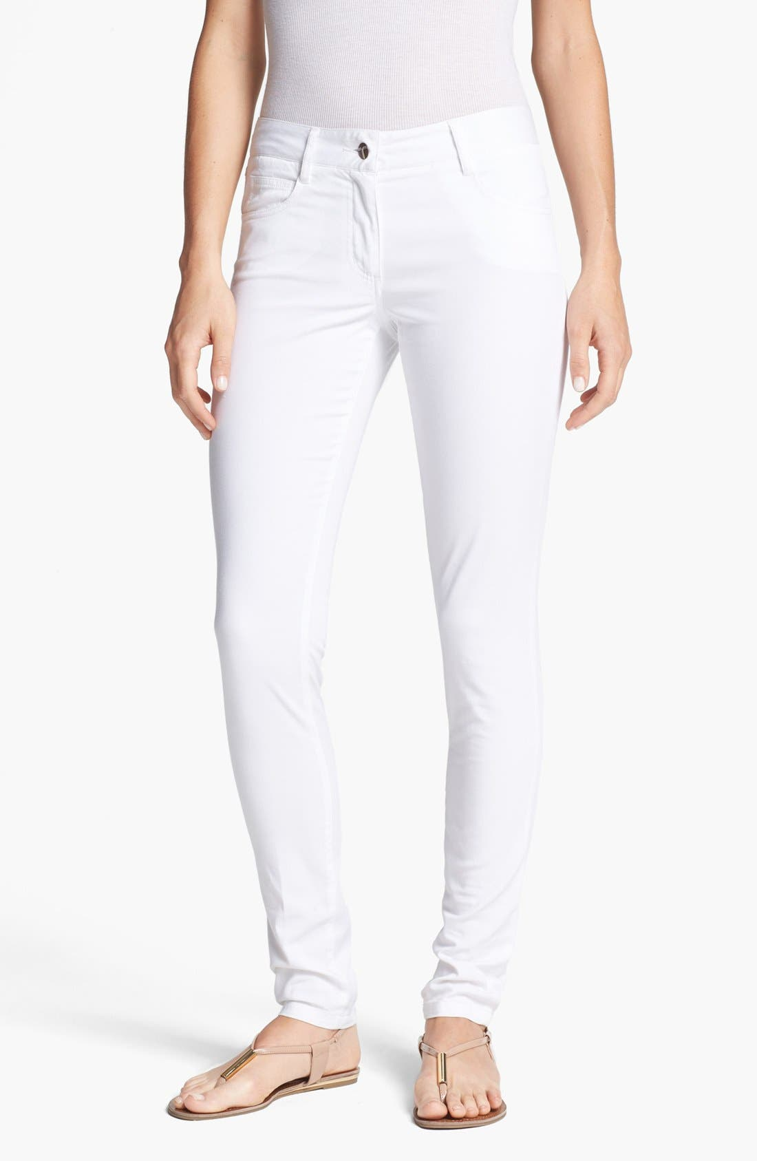 Alternate Image 1 Selected - Trina Turk 'Suki' Skinny Stretch Jeans