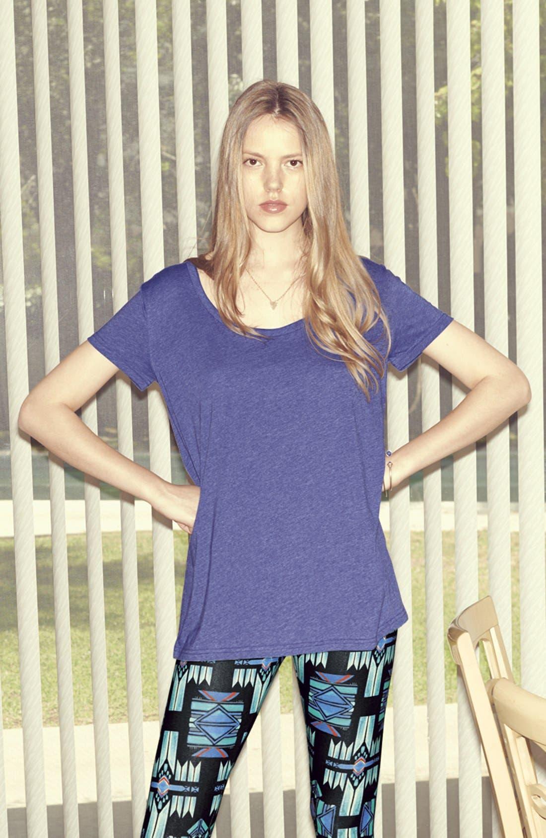Main Image - BP. Tee & Mimi Chica Leggings