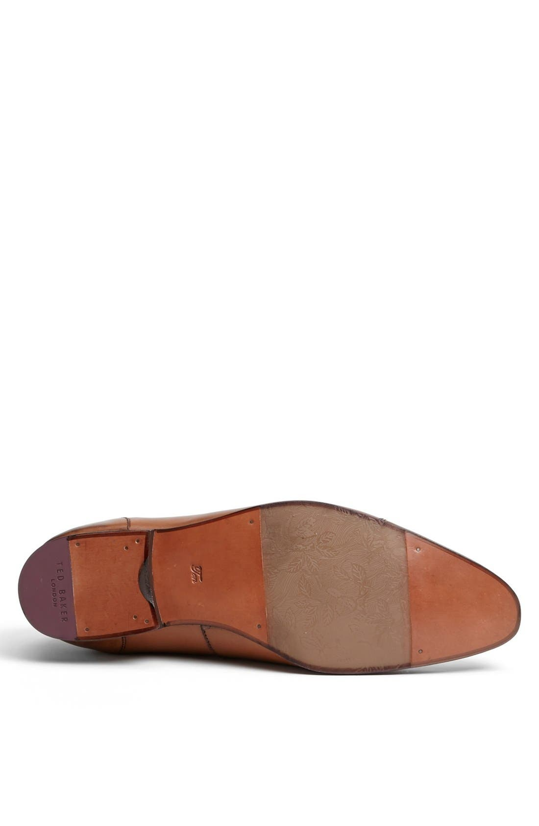 Alternate Image 4  - Ted Baker London 'Churen 3' Cap Toe Oxford