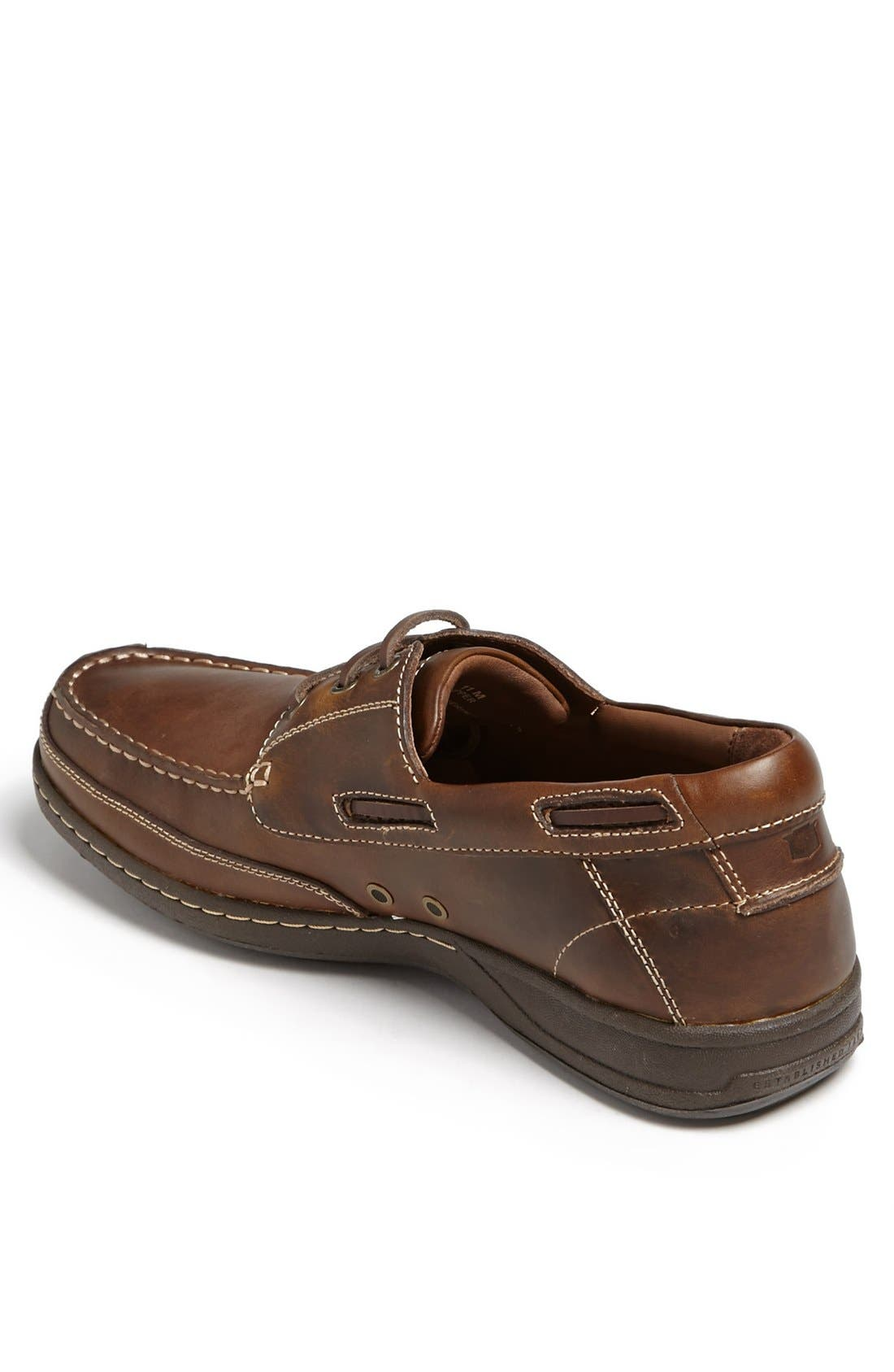 Alternate Image 2  - Florsheim 'Lakeside LX' Boat Shoe
