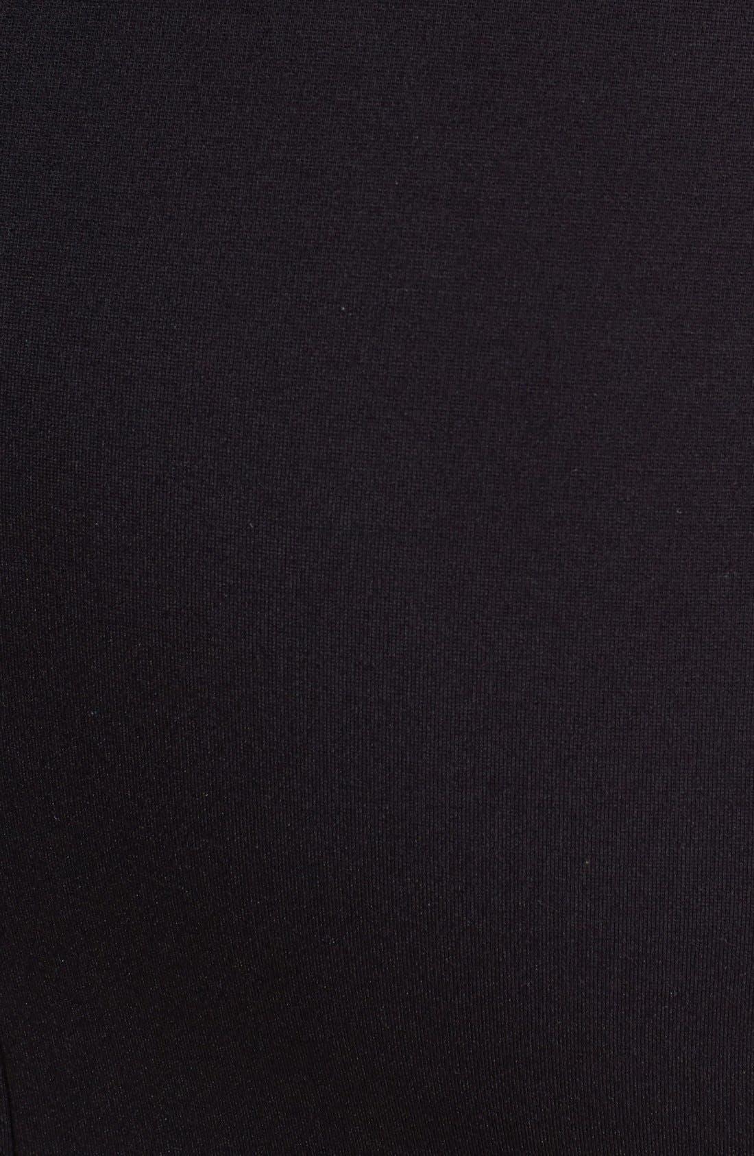 Alternate Image 3  - ABS by Allen Schwartz Lace Block Sheath Dress (Plus Size)
