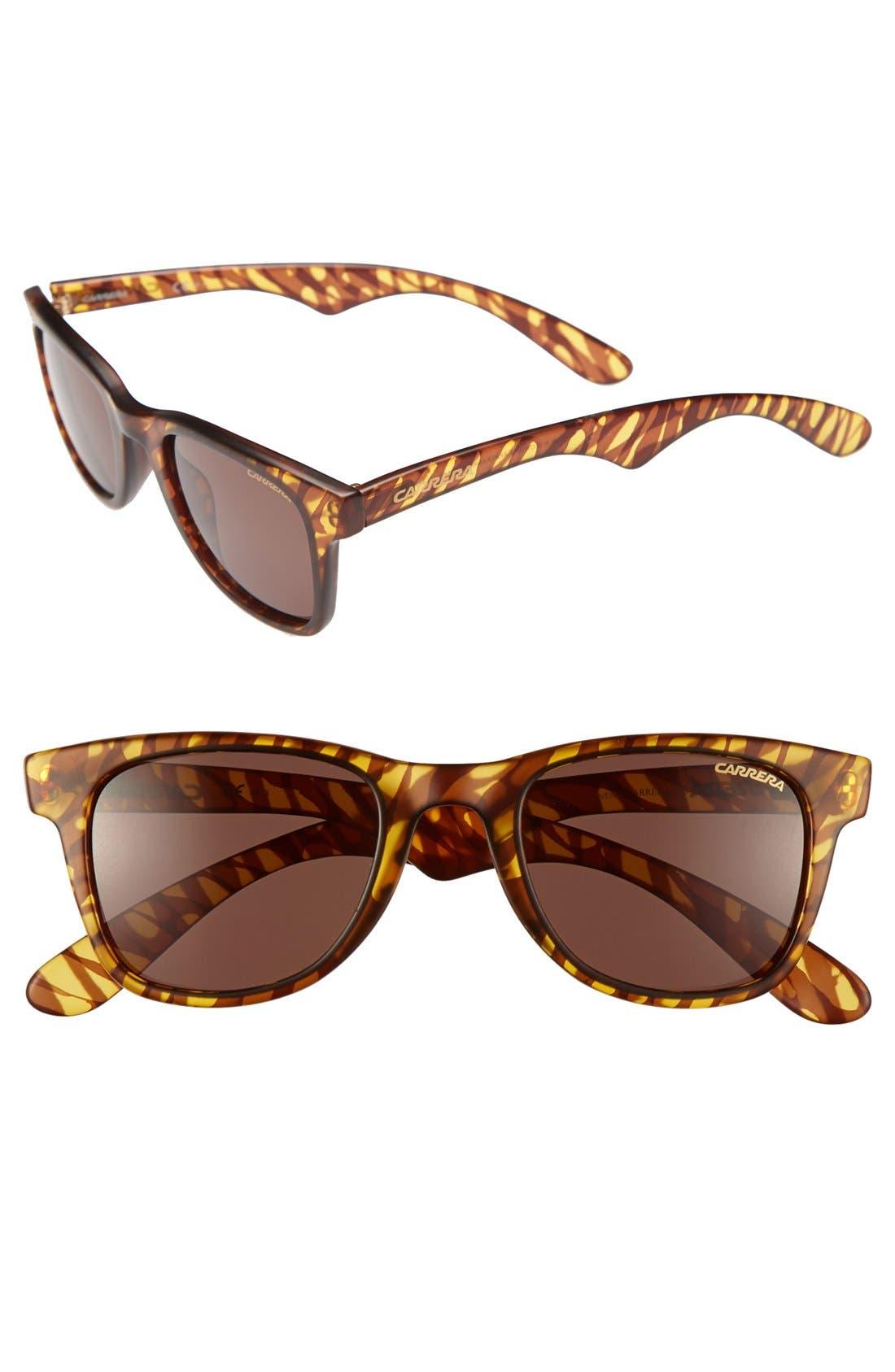 Alternate Image 1 Selected - Carrera Eyewear 50mm Sunglasses