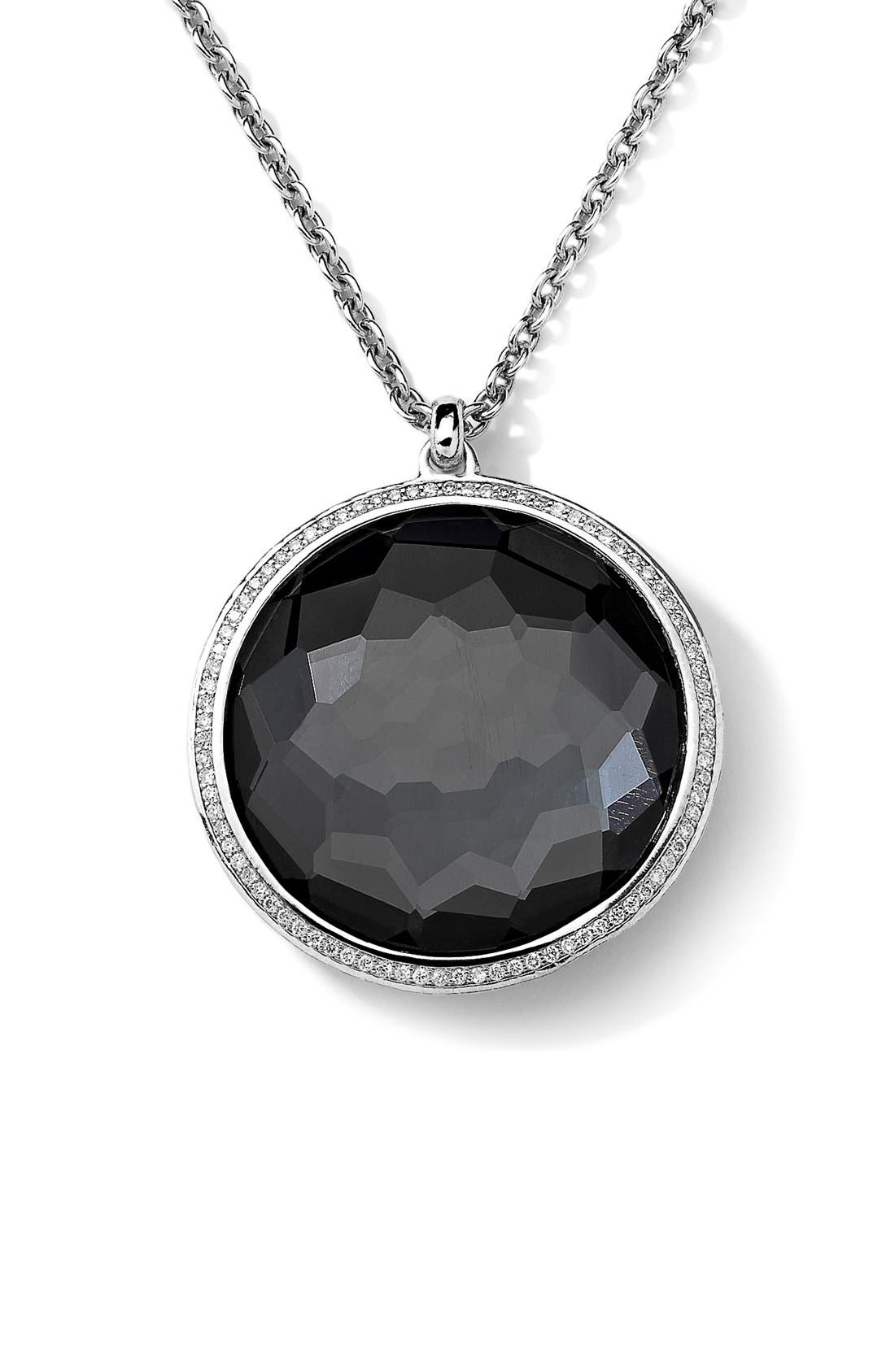Alternate Image 1 Selected - Ippolita 'Stella' Large Pendant Necklace