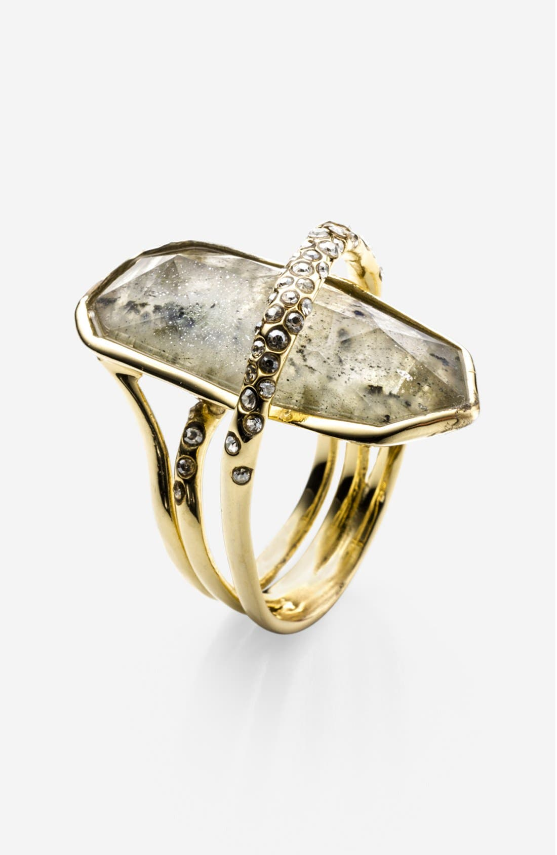 Main Image - Alexis Bittar 'Miss Havisham' Doublet Ring