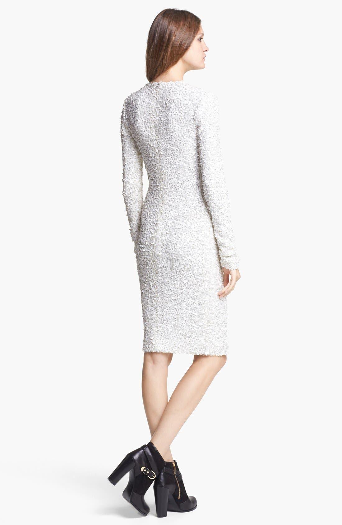 Alternate Image 2  - Rachel Zoe 'Adrienne' Sequin Dress