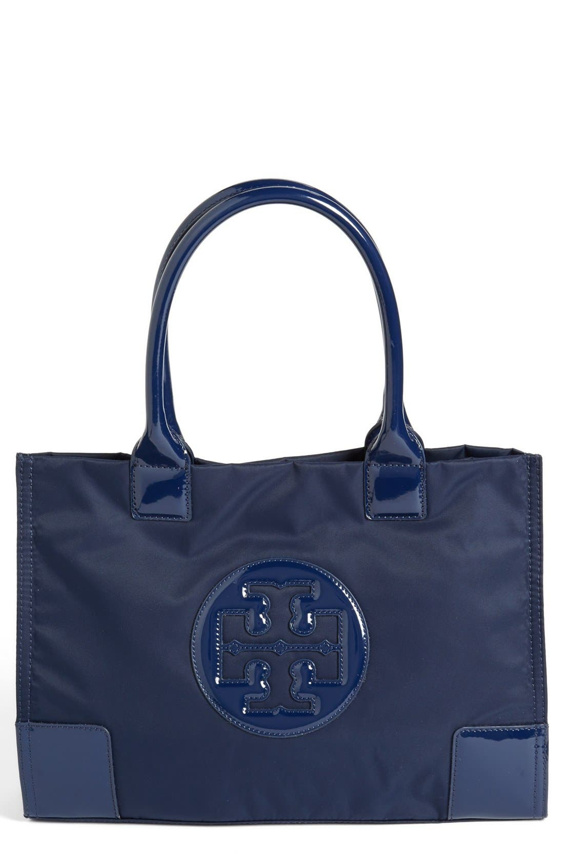 Main Image - Tory Burch 'Ella - Mini' Tote