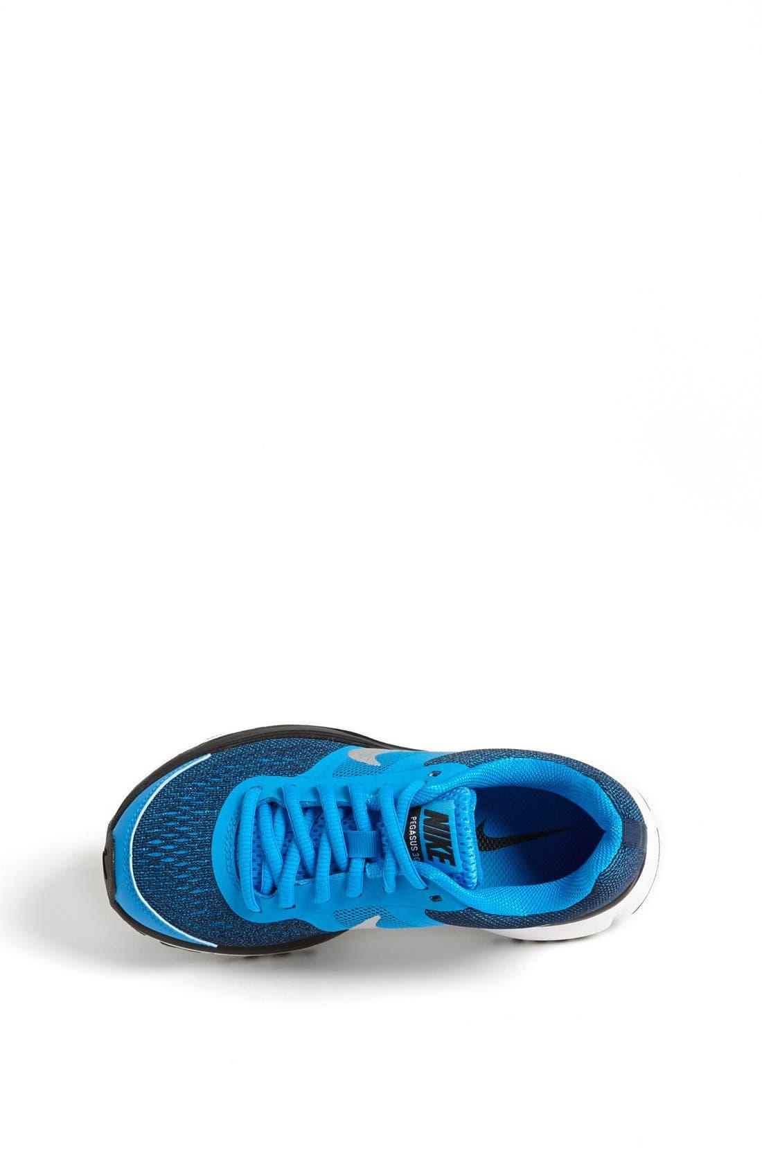 Alternate Image 3  - Nike 'Air Pegasus+ 30 GS' Running Shoe (Little Kid & Big Kid)