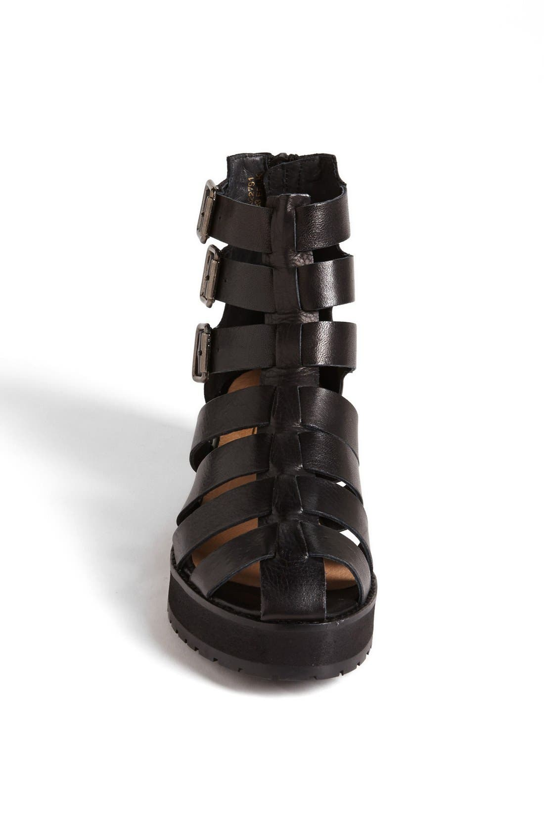 Alternate Image 3  - Topshop 'Aladin' Gladiator Strap Boot