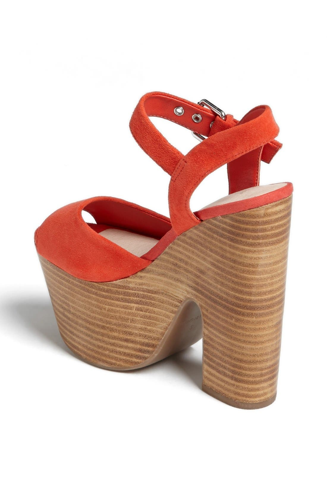Alternate Image 2  - Topshop 'Lassie' Platform Sandal