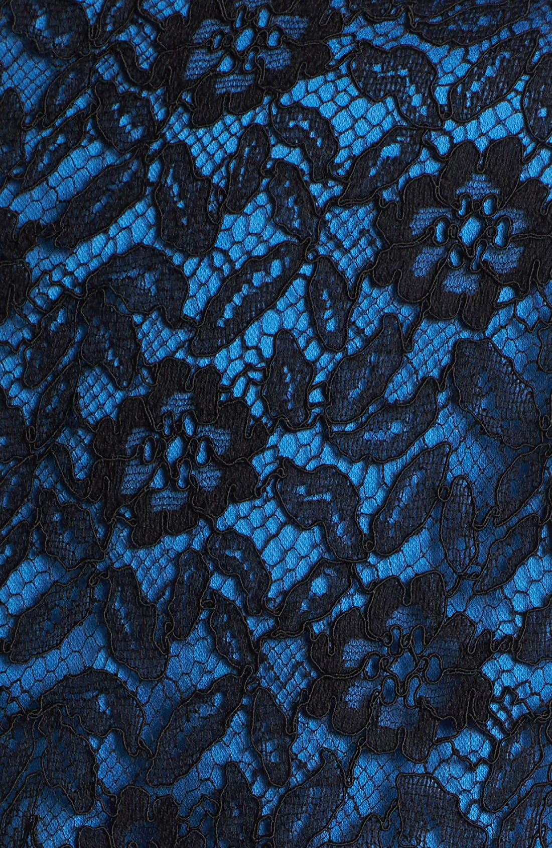 Alternate Image 5  - St. John Collection Floral Lace Top