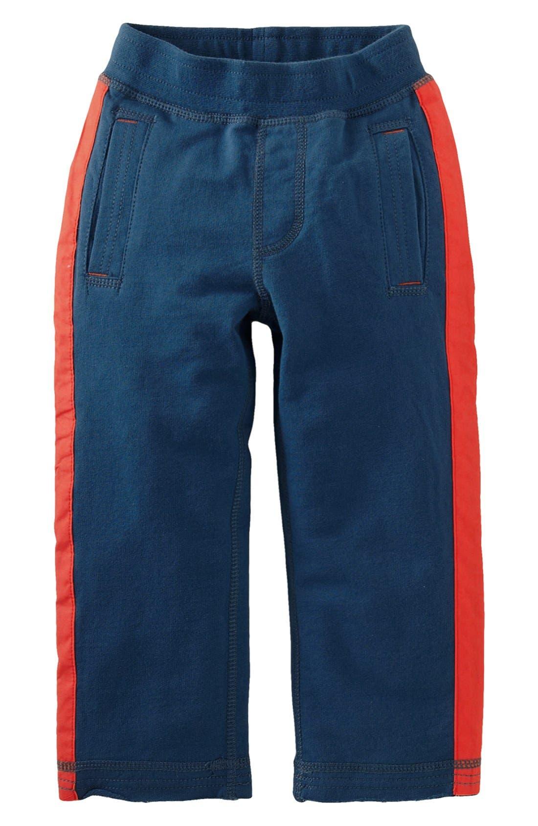 Alternate Image 1 Selected - Tea Collection Side Stripe Pants (Toddler Boys)