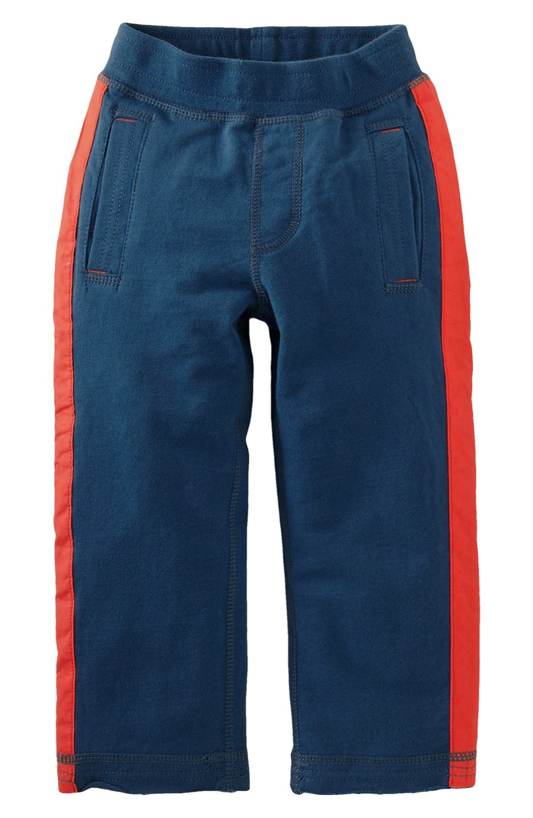 Main Image - Tea Collection Side Stripe Pants (Toddler Boys)