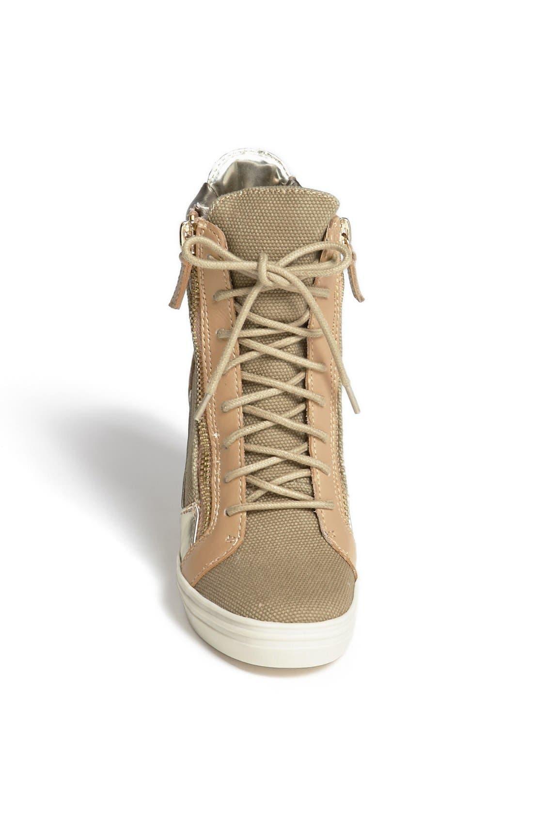 Alternate Image 3  - Steve Madden 'Lexing' Wedge Sneaker
