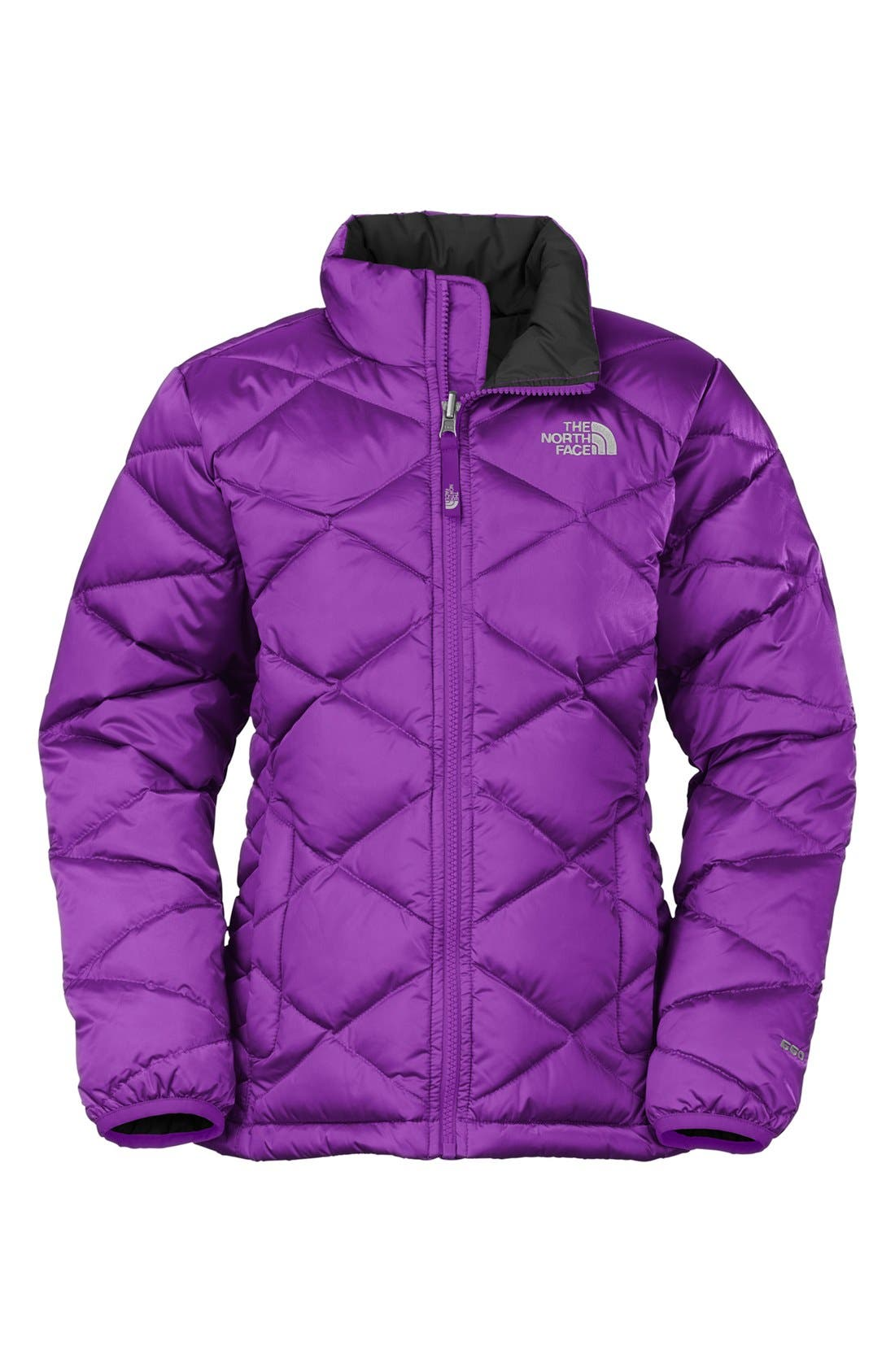 Alternate Image 1 Selected - The North Face 'Aconcagua' Jacket (Little Girls & Big Girls)