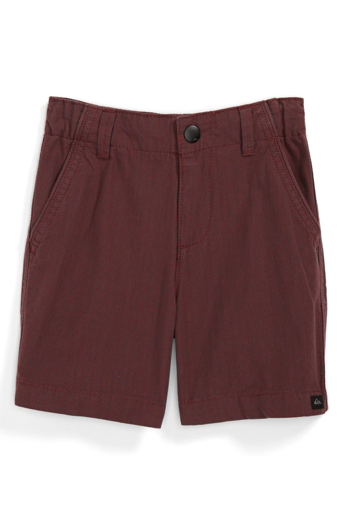 Alternate Image 1 Selected - Quiksilver 'Nugget' Shorts (Baby Boys)