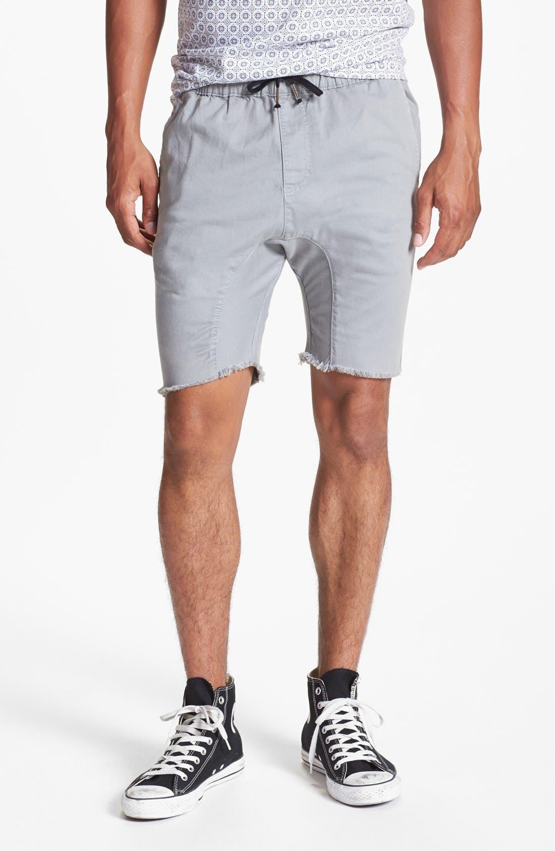 Alternate Image 1 Selected - ZANEROBE 'Sureshot' Cut Off Shorts
