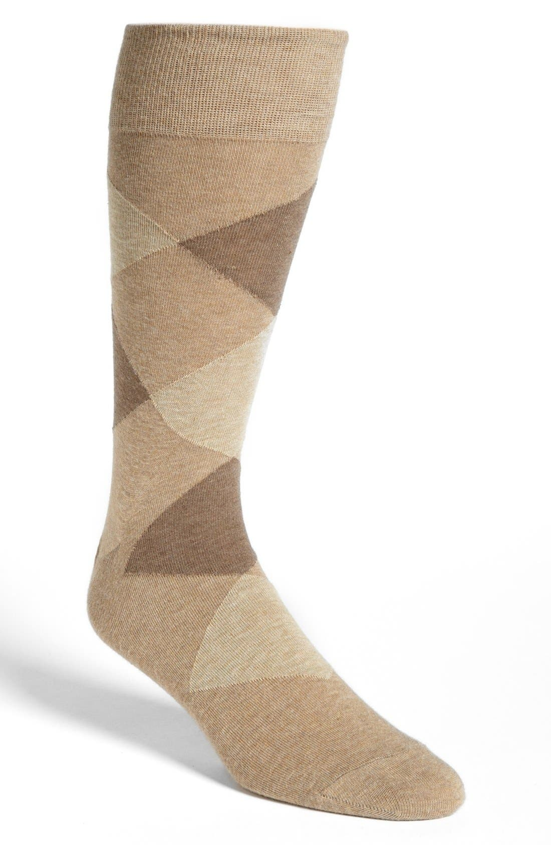 Main Image - Cole Haan Argyle Socks
