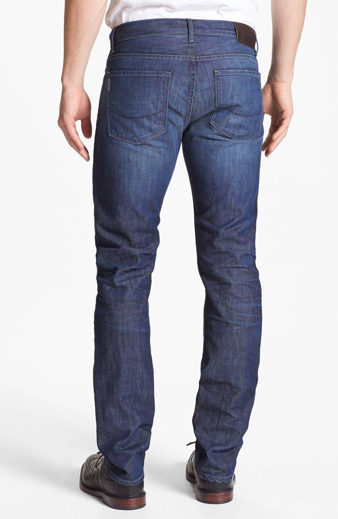Main Image - PAIGE 'Federal' Slim Fit Jeans (Peak)