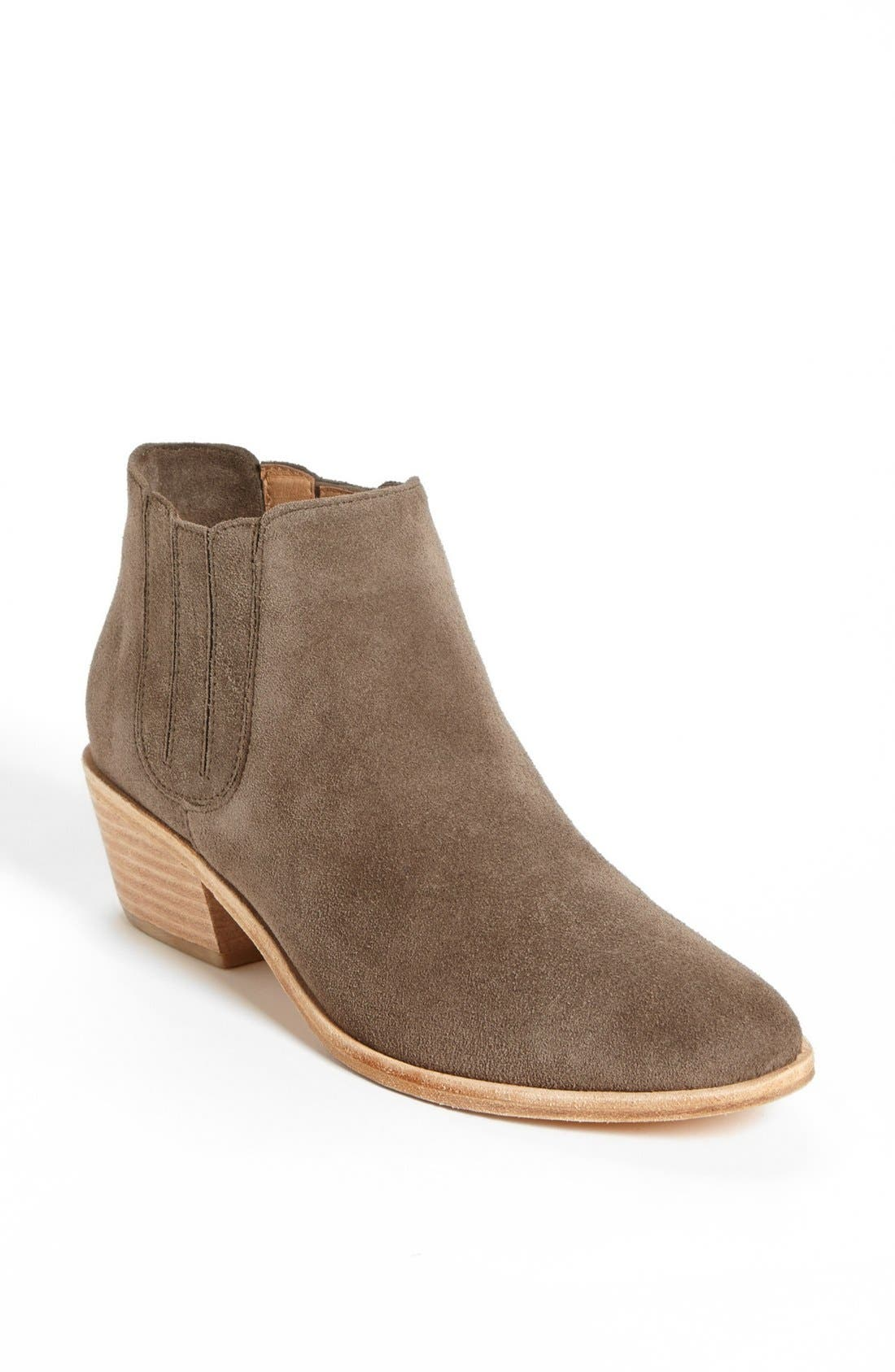 Alternate Image 1 Selected - Joie 'Barlow' Suede Bootie (Women)