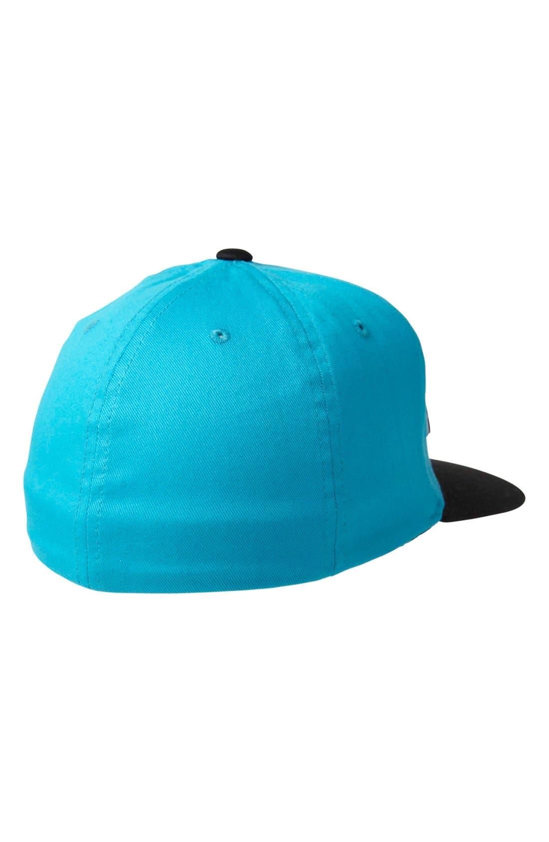 Alternate Image 3  - Quiksilver 'Workmark' Baseball Cap (Toddler Boys)