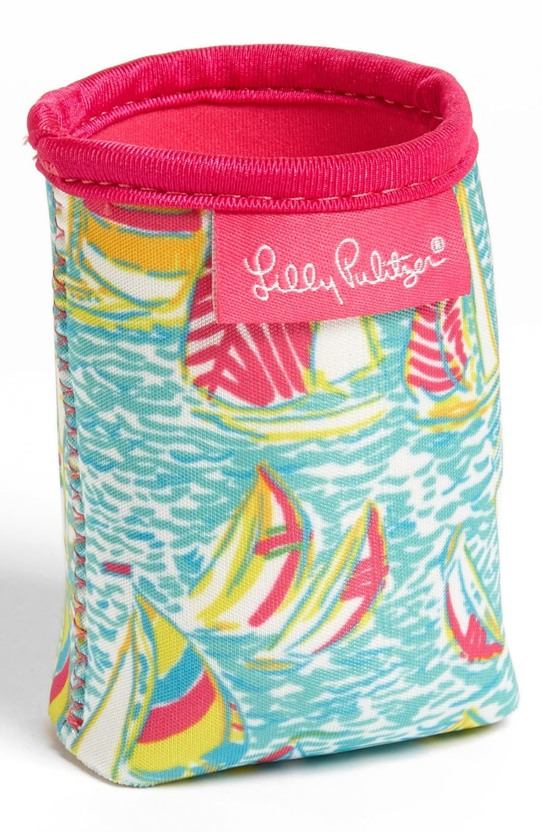 Alternate Image 1 Selected - Lilly Pulitzer® 'Ugotta Regatta' Drink Hugger