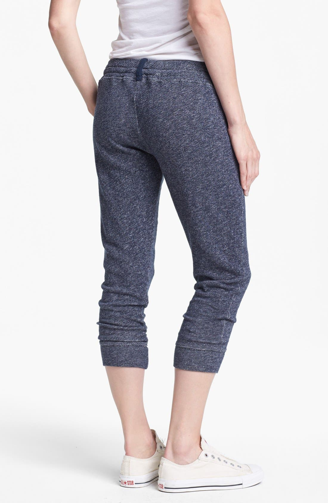 Alternate Image 2  - Lucky Brand Skinny Sweatpants