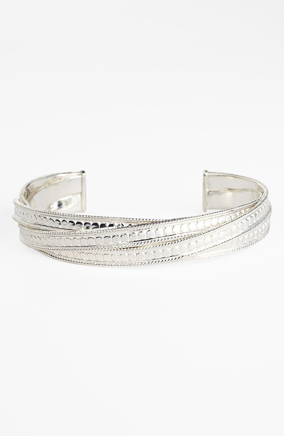 Alternate Image 1 Selected - Anna Beck 'Timor' Wire Twist Cuff