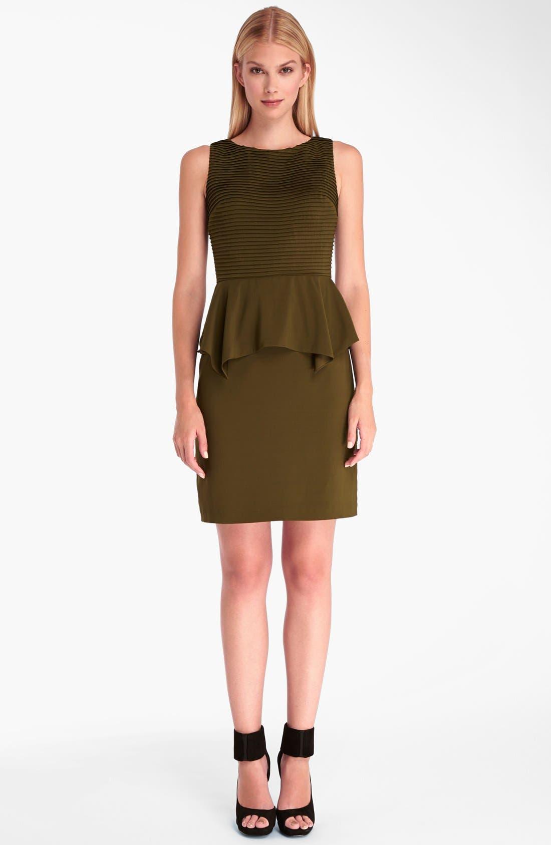 Alternate Image 1 Selected - Catherine Catherine Malandrino 'Abigail' Dress