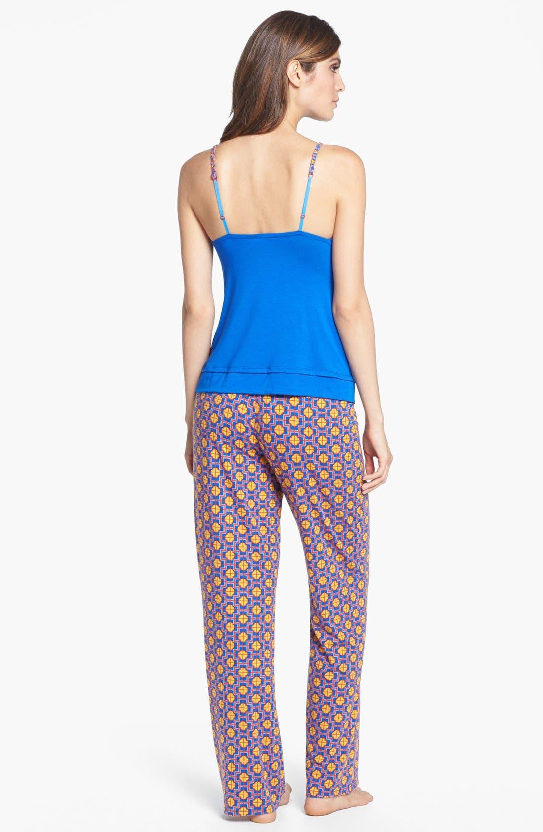 Alternate Image 2  - Josie Camisole Pajamas