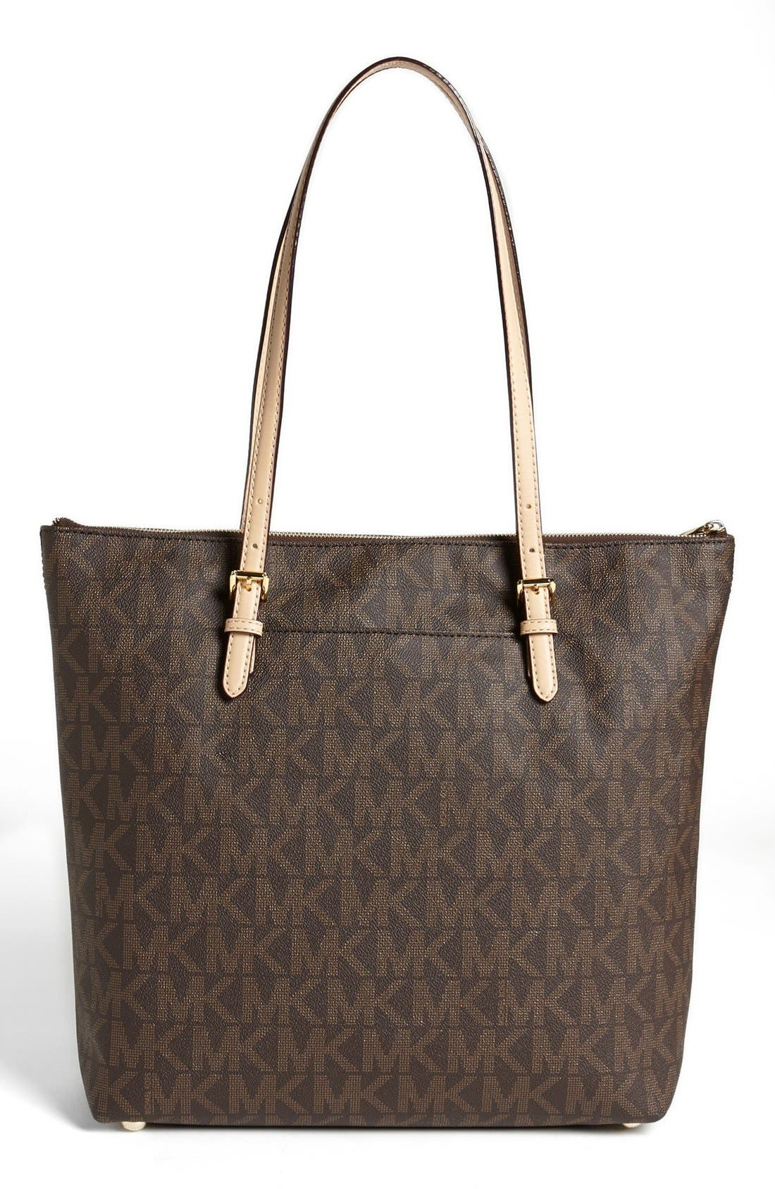 Alternate Image 4  - MICHAEL Michael Kors 'Signature' Tote
