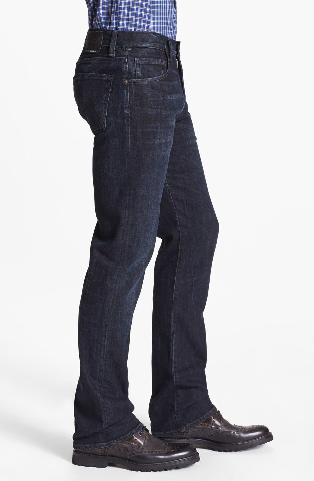 Alternate Image 3  - Citizens of Humanity 'Sid' Straight Leg Jeans (Troy)