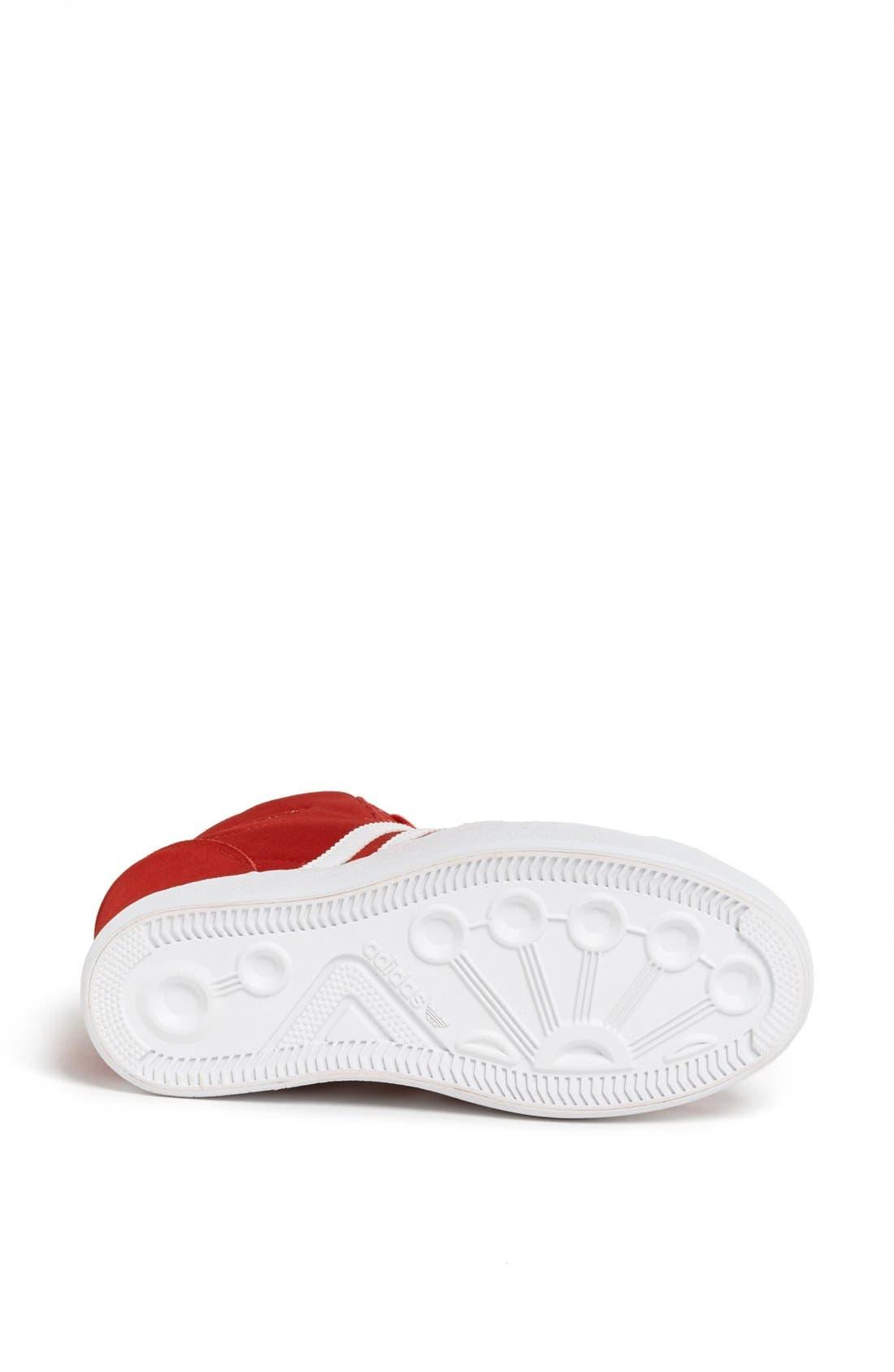 Alternate Image 4  - adidas Hidden Wedge Sneaker (Women)