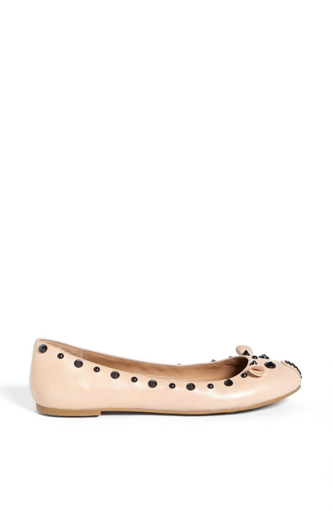 Alternate Image 4  - MARC BY MARC JACOBS 'Punk Mouse' Ballerina Flat