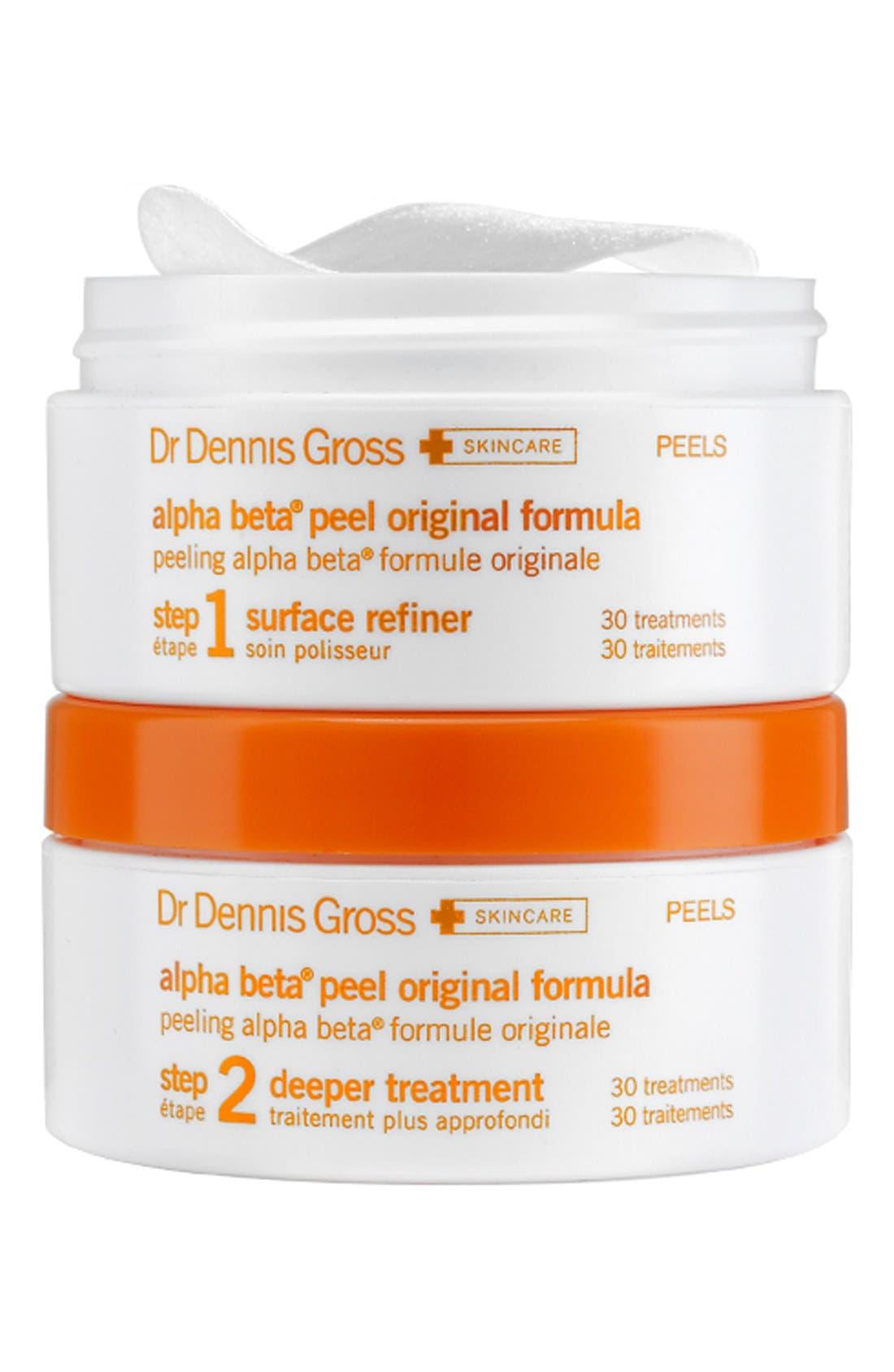Dr. Dennis Gross Skincare Alpha Beta® Daily Face Peel