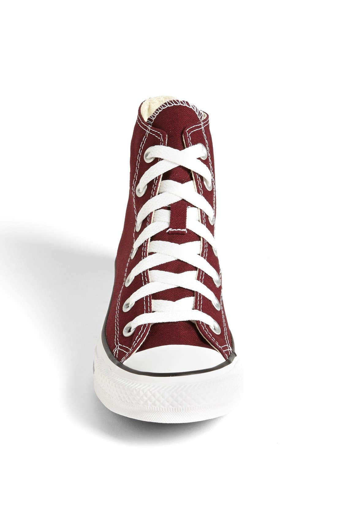 Alternate Image 3  - Converse Chuck Taylor® All Star® High Top Sneaker (Women)