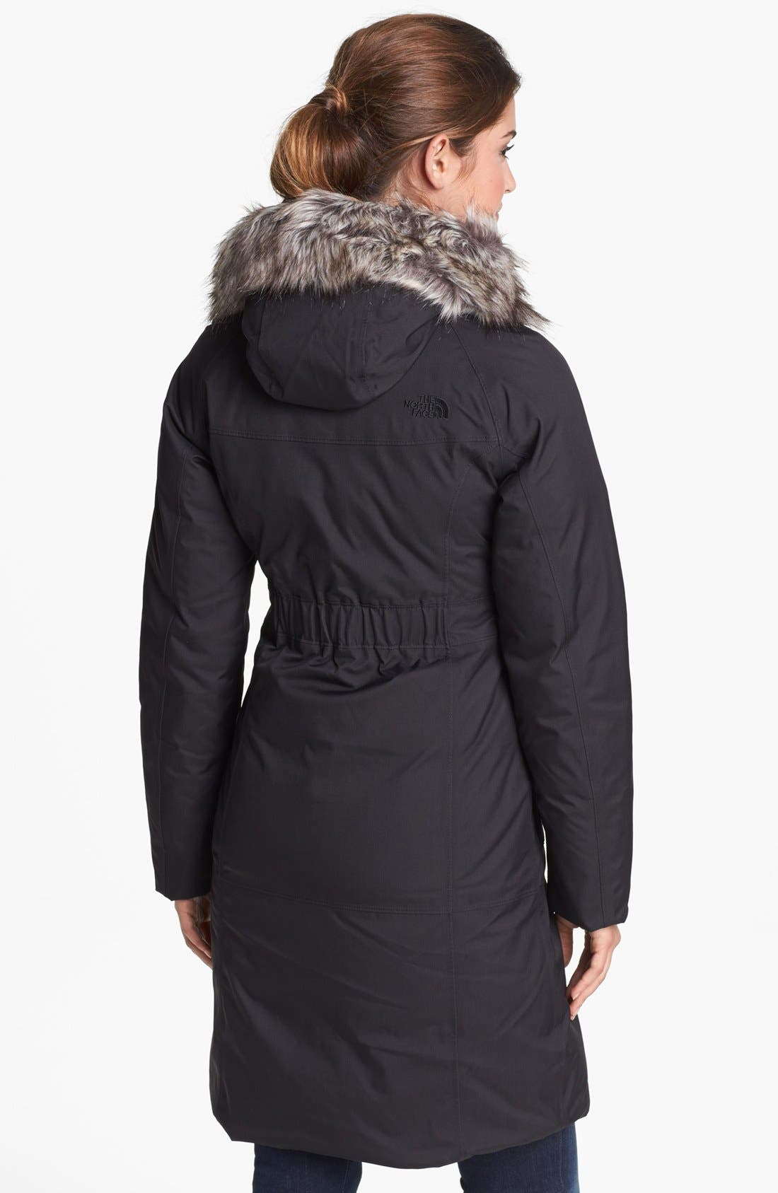 Alternate Image 2  - The North Face 'Arctic' Down Parka