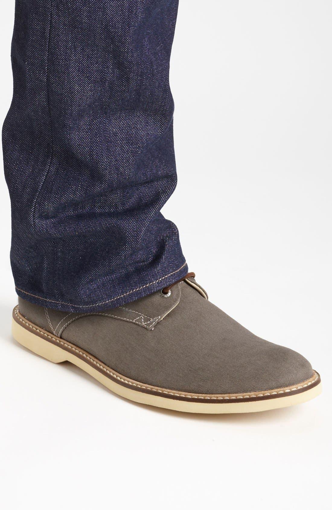 Alternate Image 6  - Lacoste 'Sherbrooke 7' Twill Buck Shoe