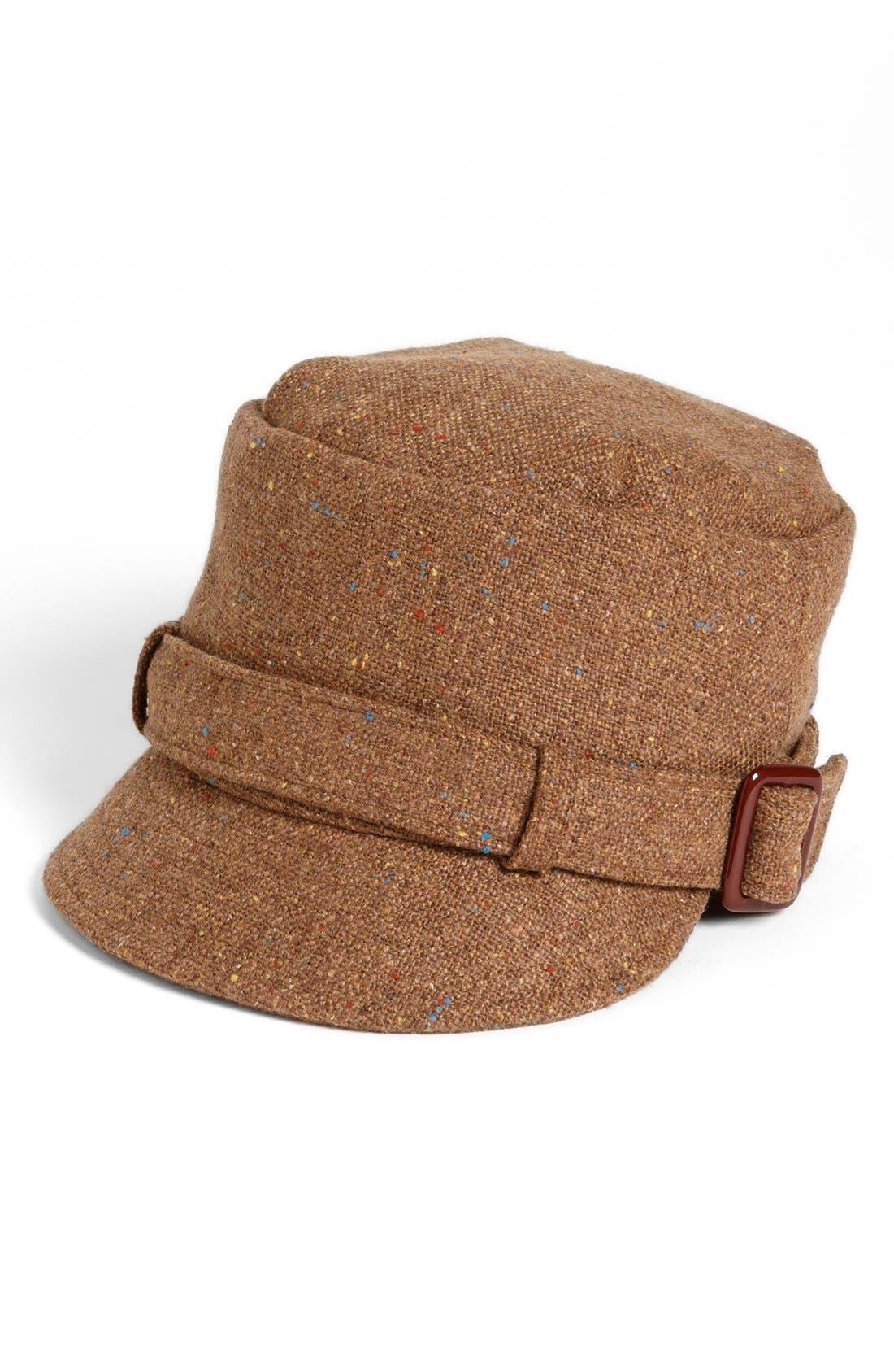 Alternate Image 1 Selected - San Diego Hat Tweed Cap