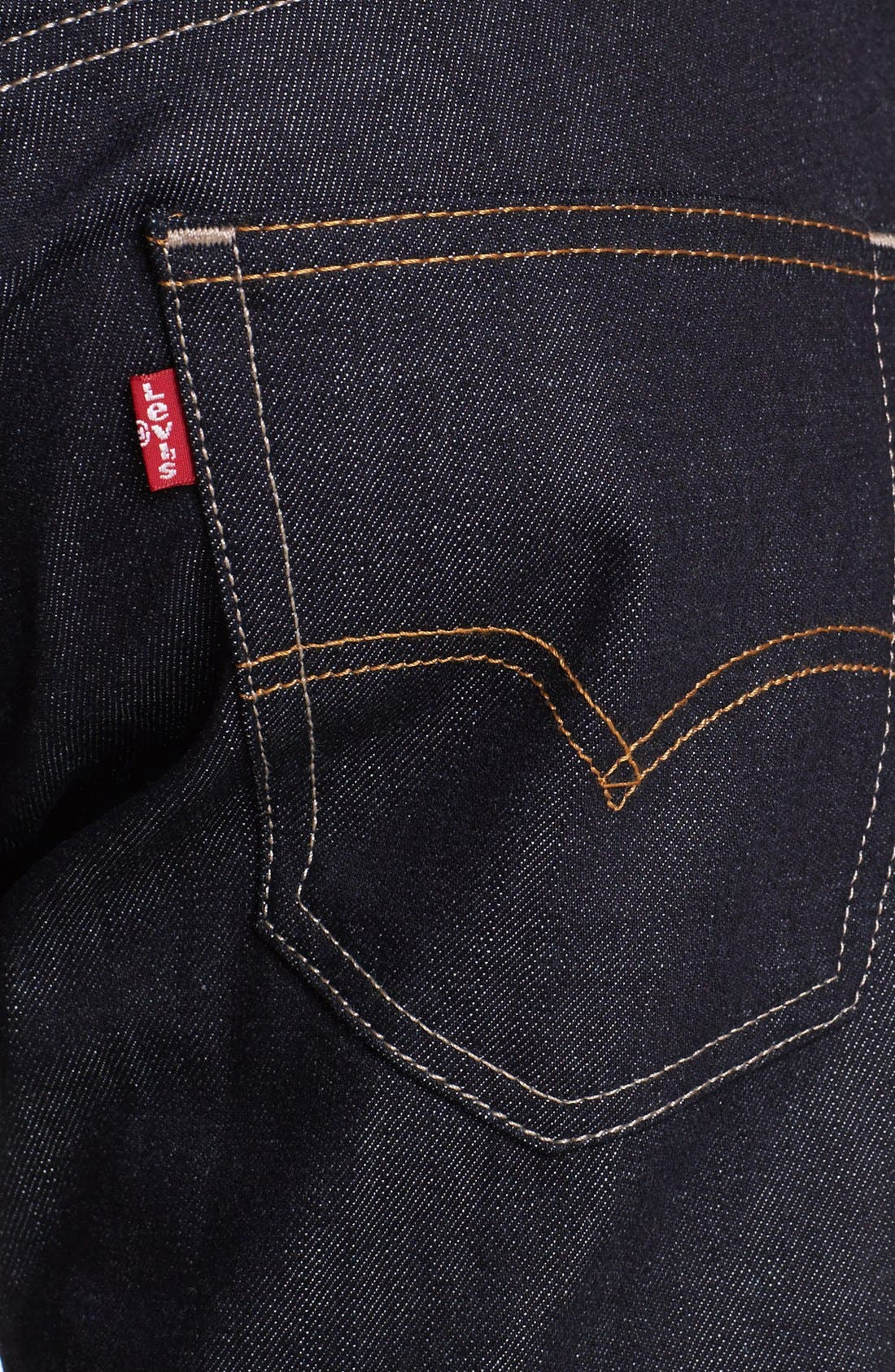 Alternate Image 4  - Levi's® '511™' Slim Fit Jeans (Rigid Dragon)