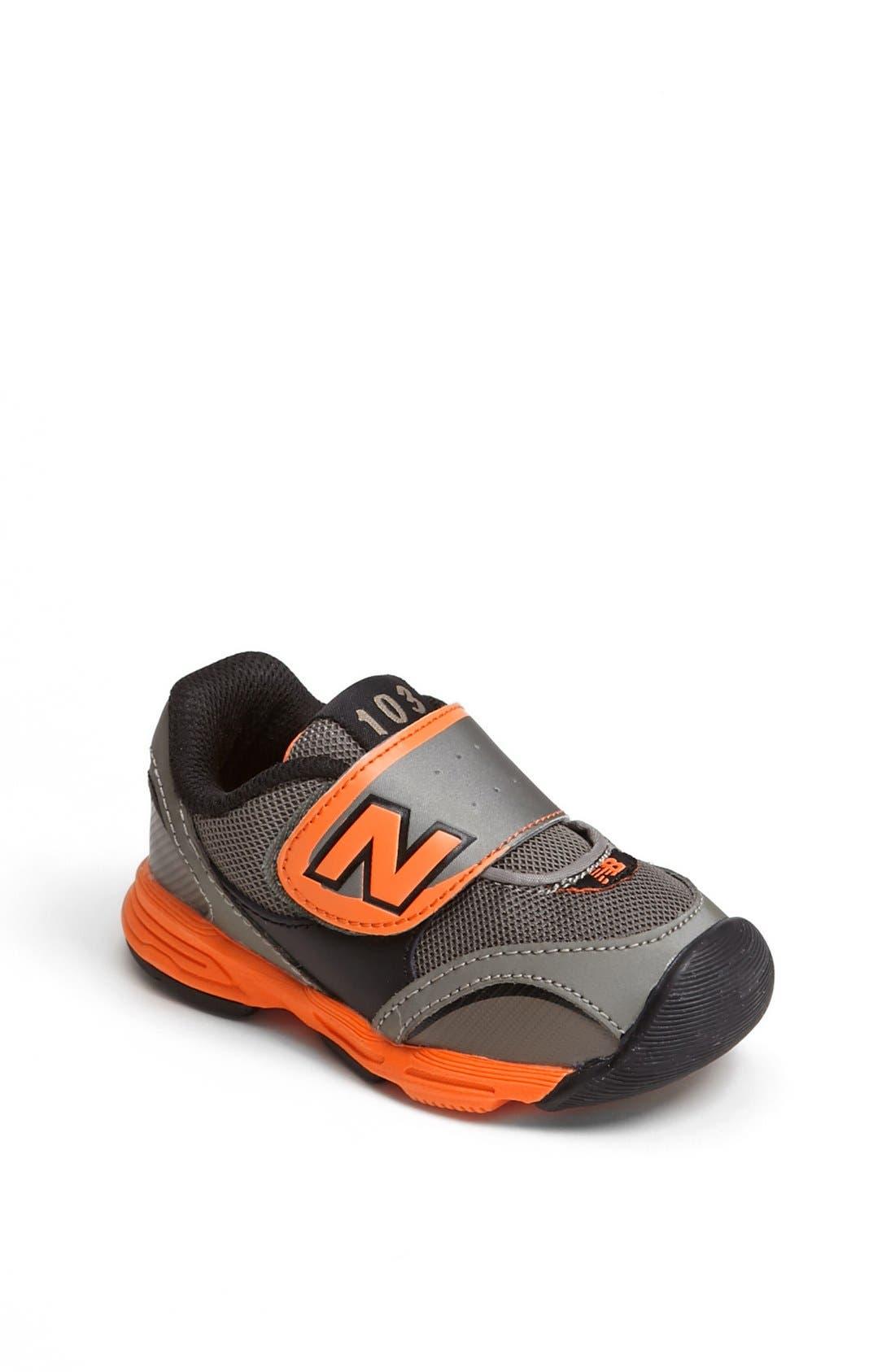 Main Image - New Balance '103' Athletic Shoe (Baby, Walker & Toddler)