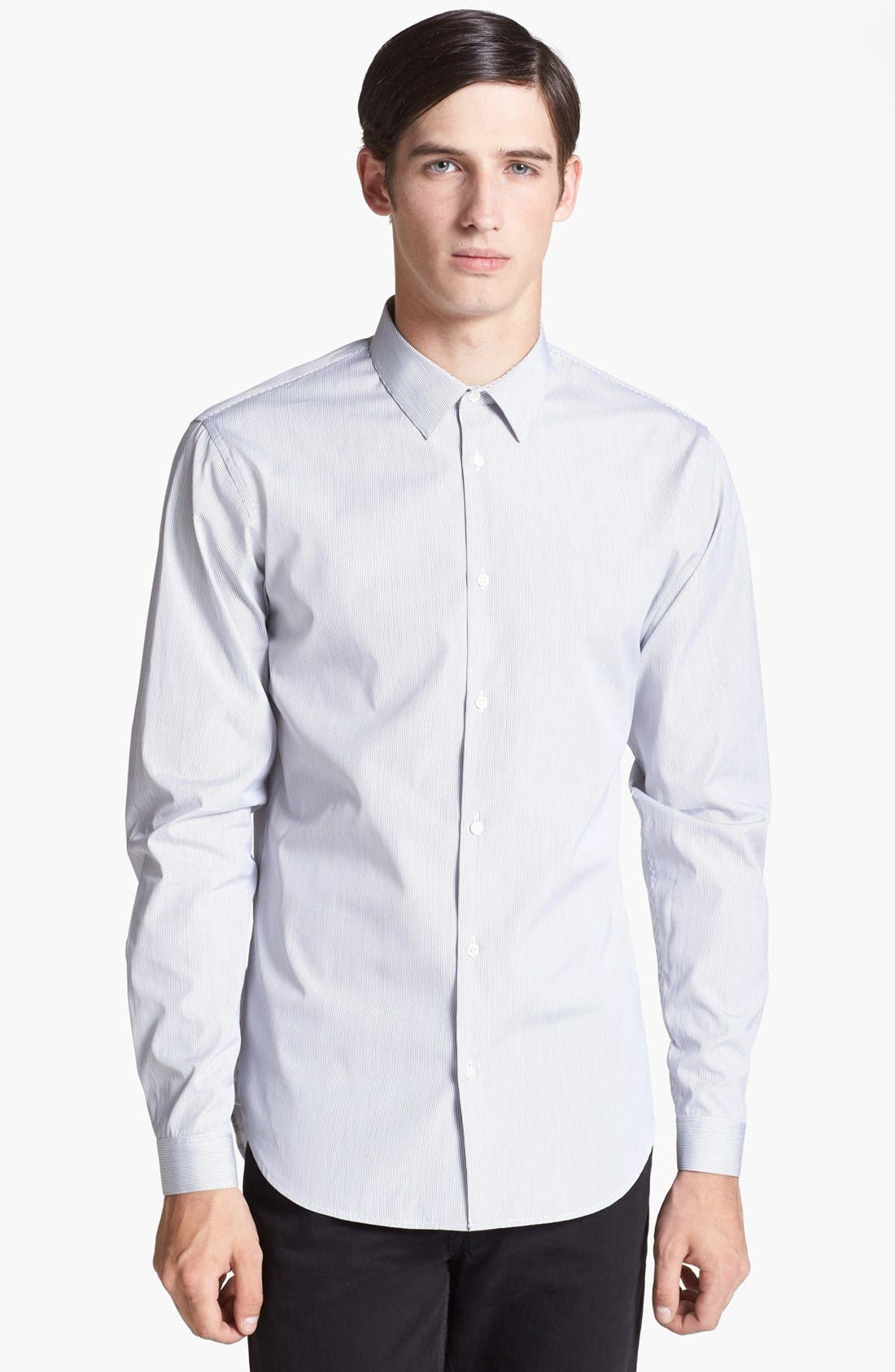 Alternate Image 1 Selected - sandro 'Donovan' Sport Shirt