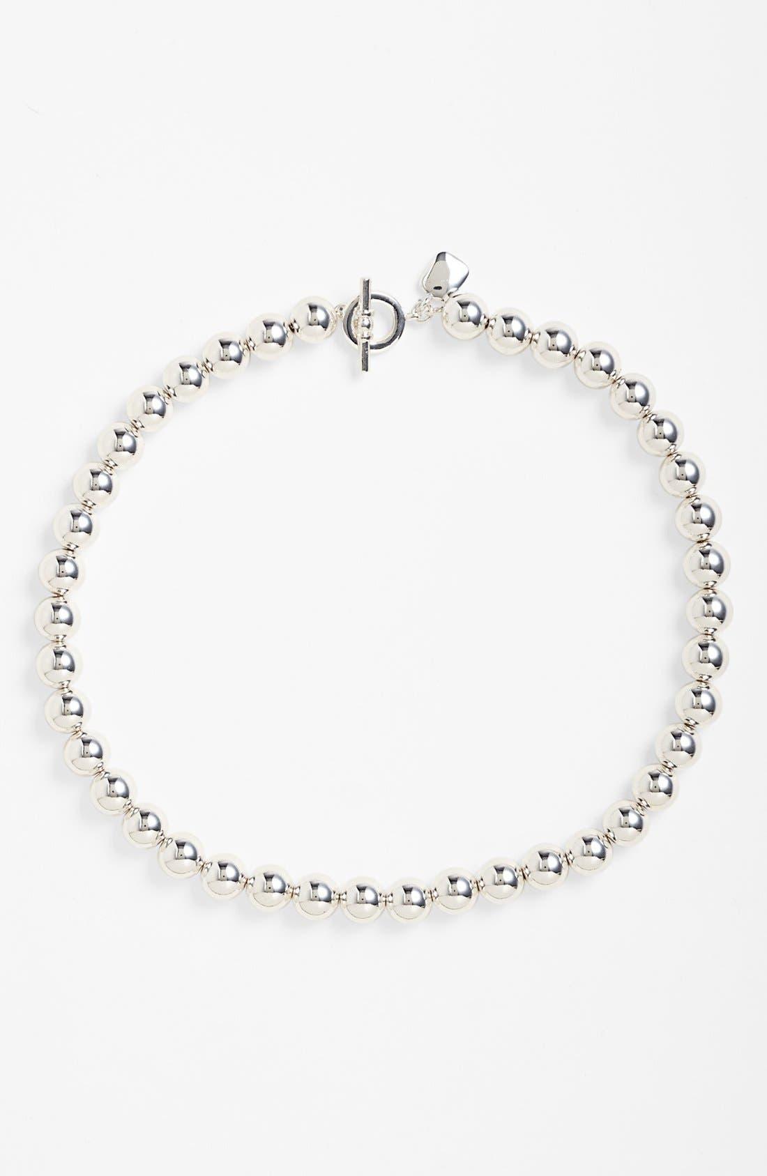 Alternate Image 2  - Lauren Ralph Lauren Metal Bead Necklace