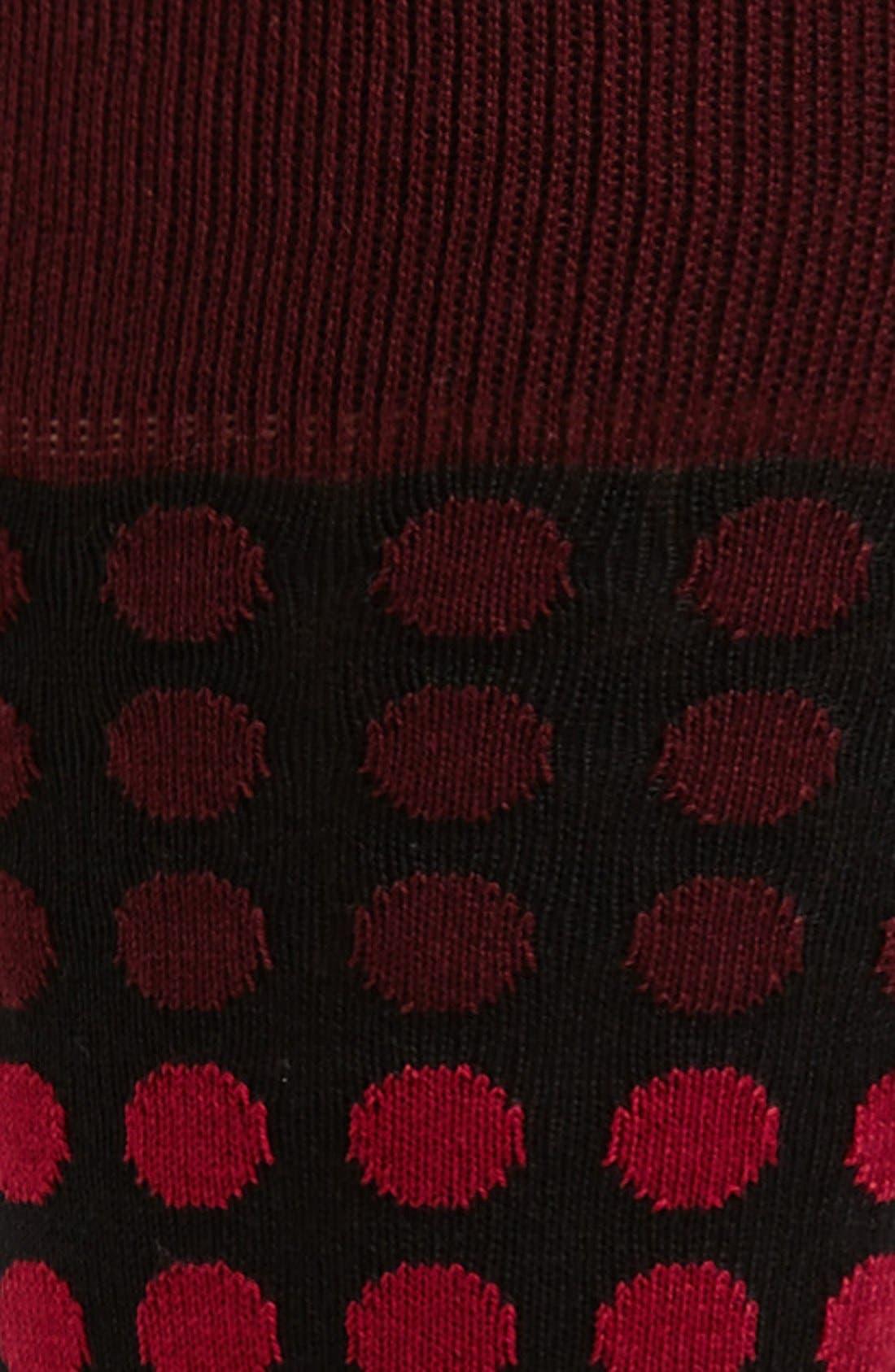 Alternate Image 2  - Paul Smith Dot Socks
